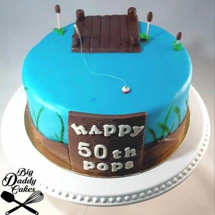 50th Birthday Dad